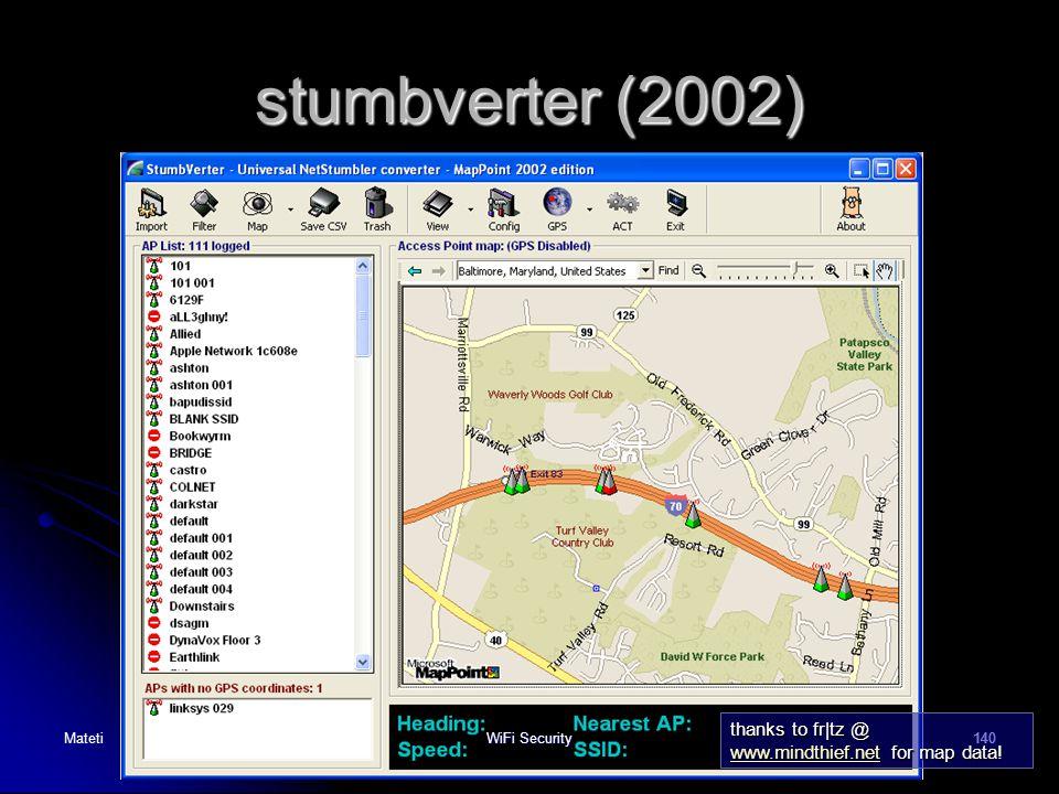 stumbverter (2002) thanks to fr|tz @ www.mindthief.net for map data!