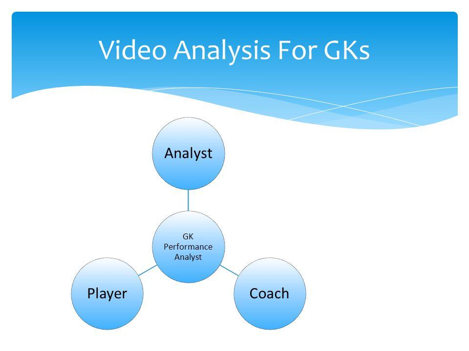 GK Performance Analyst
