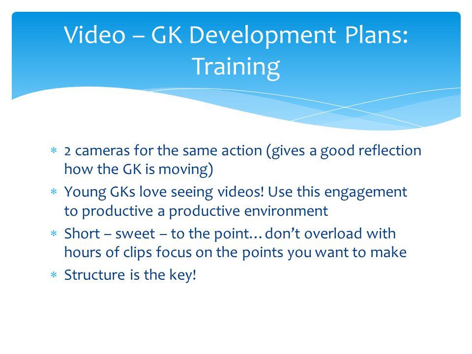 Video – GK Development Plans: Training