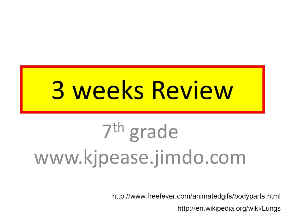 7th grade www.kjpease.jimdo.com