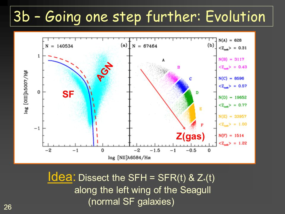 3b – Going one step further: Evolution
