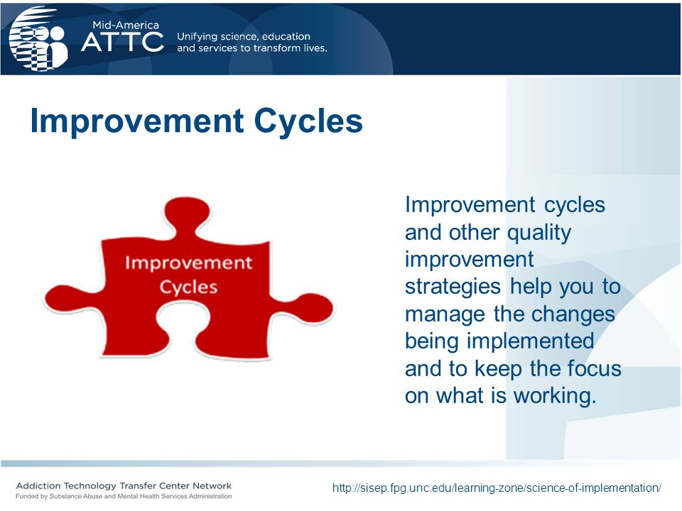 Improvement Cycles