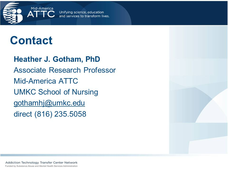 Contact Heather J.