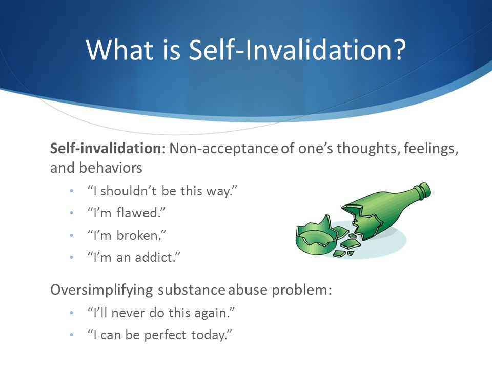 What is Self-Invalidation