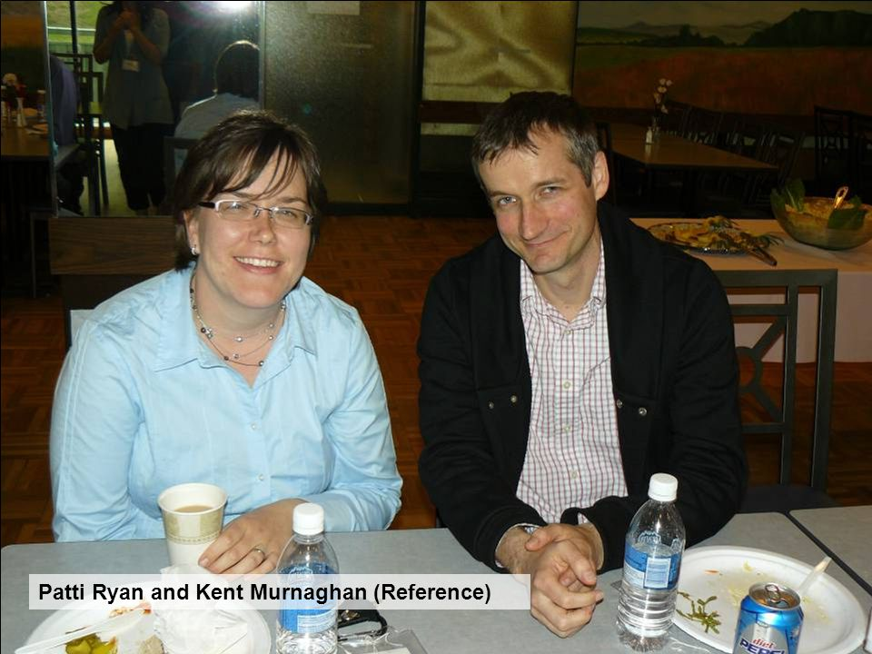 Patti Ryan and Kent Murnaghan (Reference)