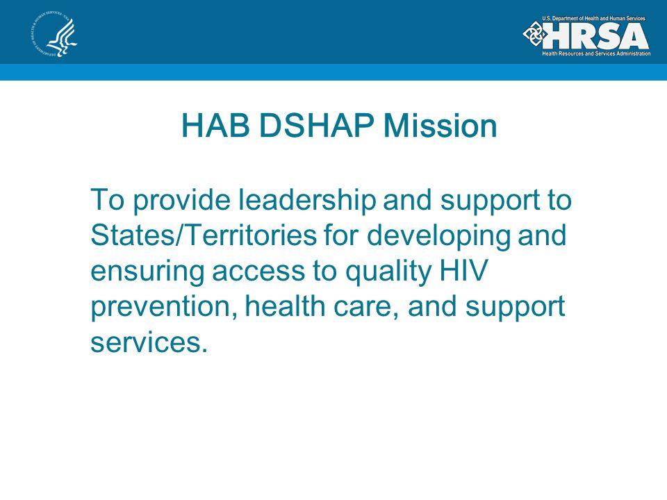 HAB DSHAP Mission