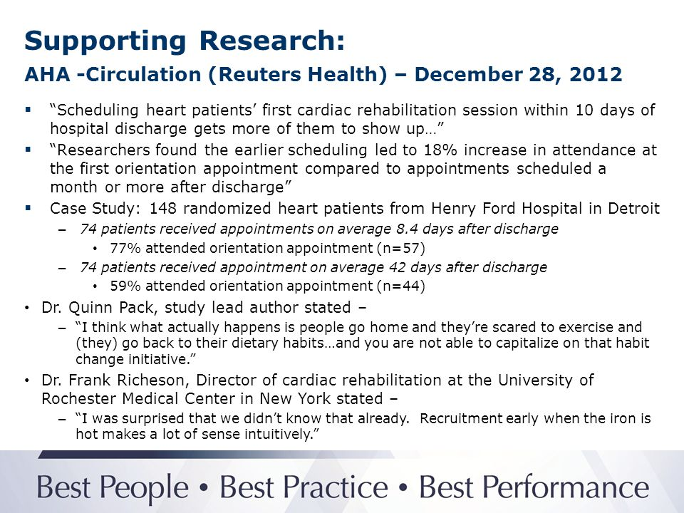 Supporting Research: AHA -Circulation (Reuters Health) – December 28, 2012