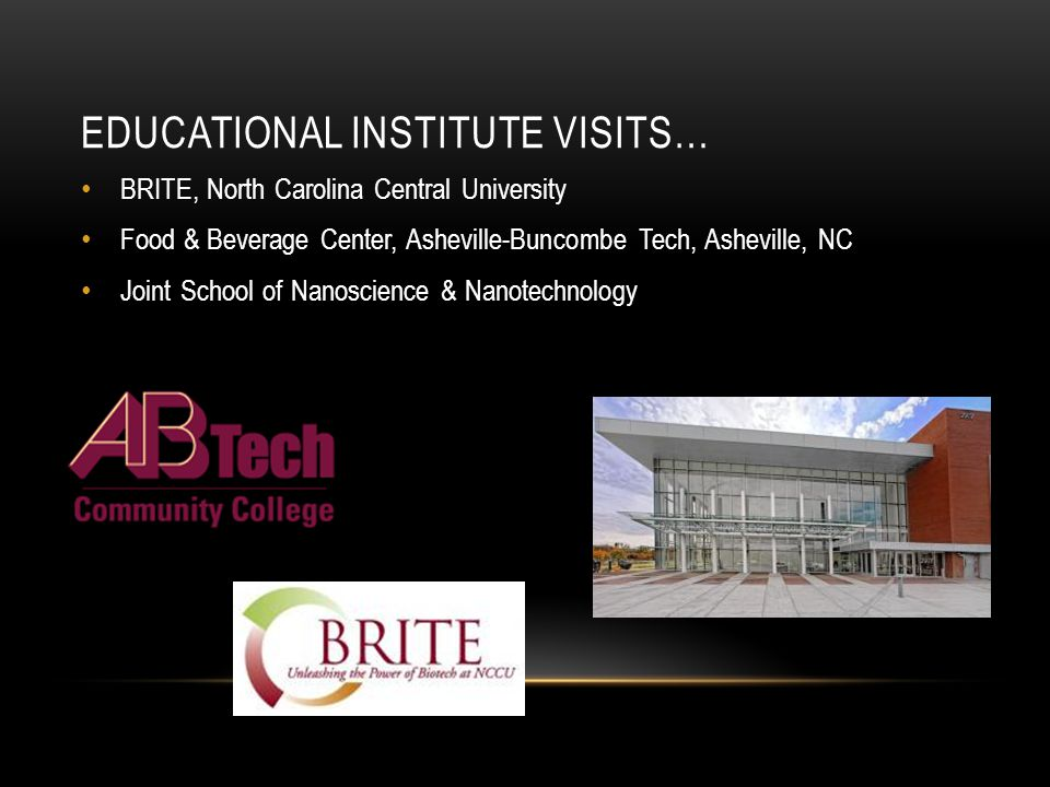 Educational Institute Visits…