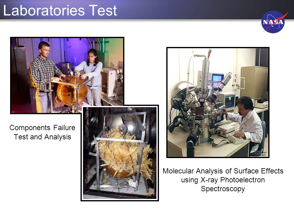 Laboratories Test Components Failure Test and Analysis