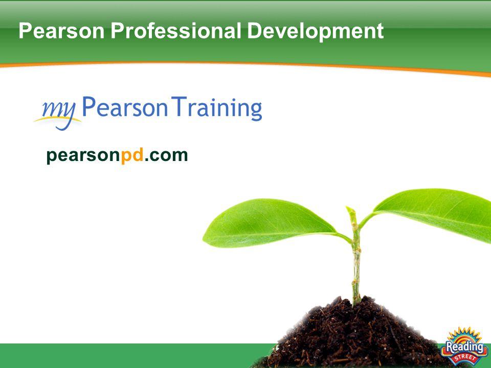 Pearson Professional Development