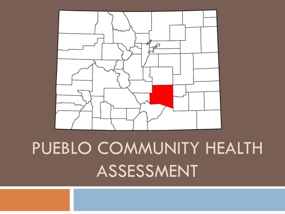 PUEBLO COMMUNITY HEALTH ASSESSMENT