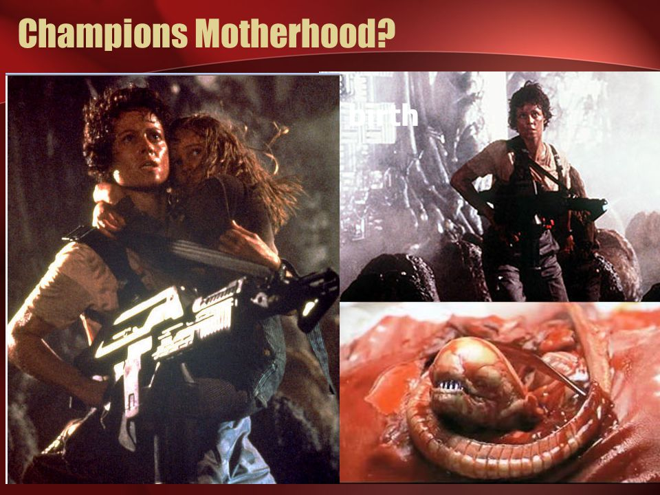 Champions Motherhood A gruesome form of birth