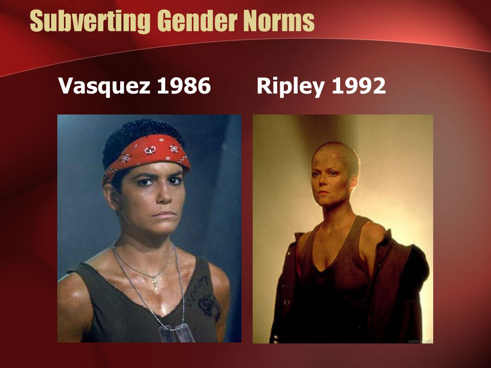 Subverting Gender Norms