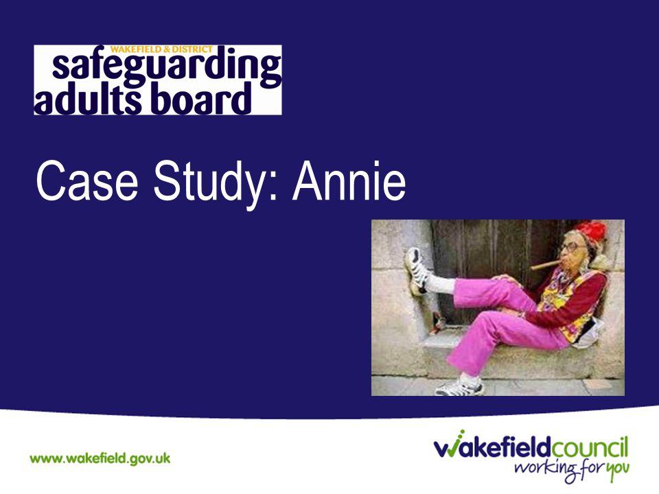 Case Study: Annie