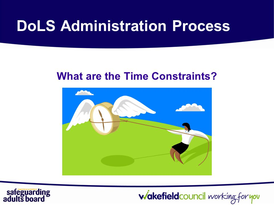 DoLS Administration Process