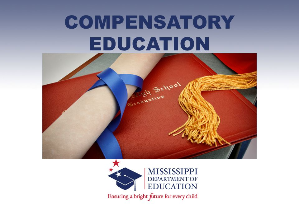 COMPENSATORY EDUCATION