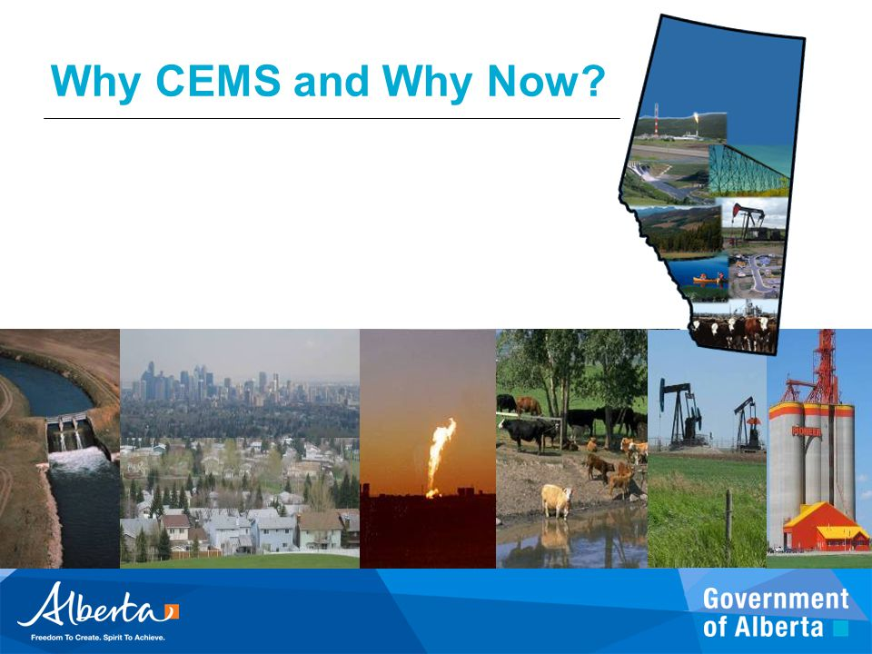 Why CEMS and Why Now