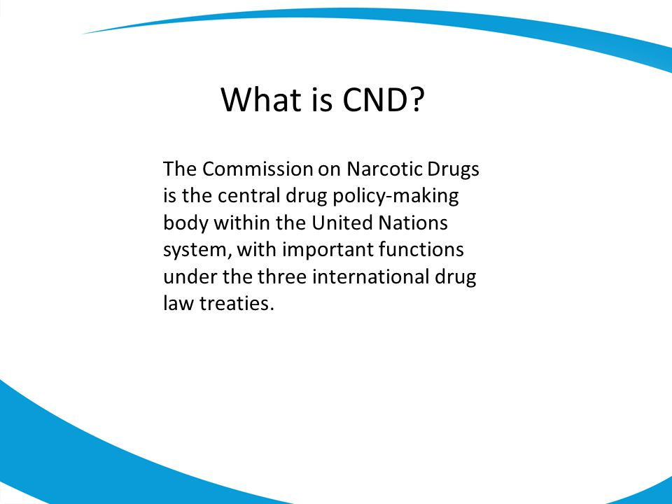 What is CND