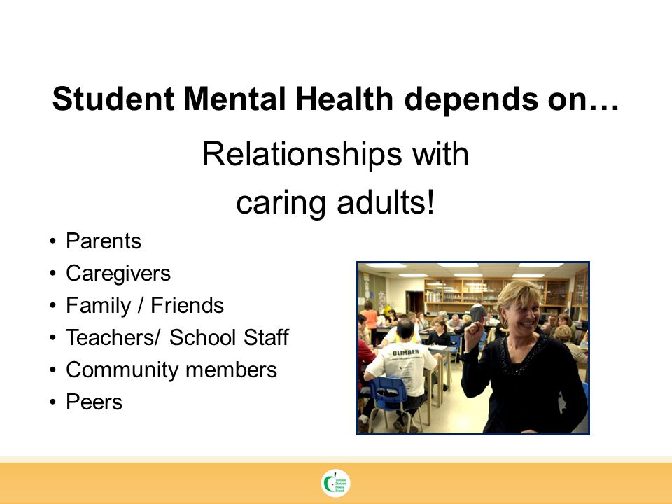 Student Mental Health depends on…