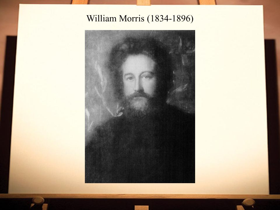 William Morris (1834-1896)