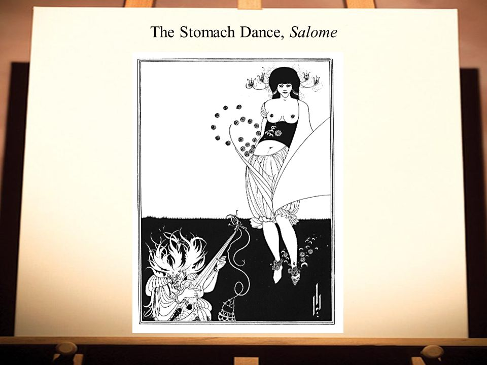 The Stomach Dance, Salome