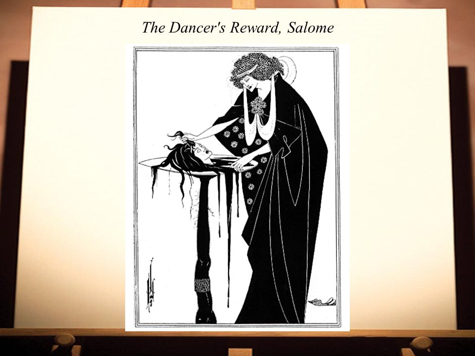 The Dancer s Reward, Salome