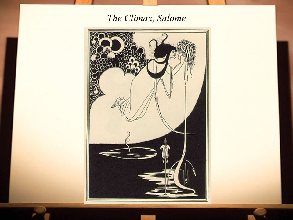 The Climax, Salome