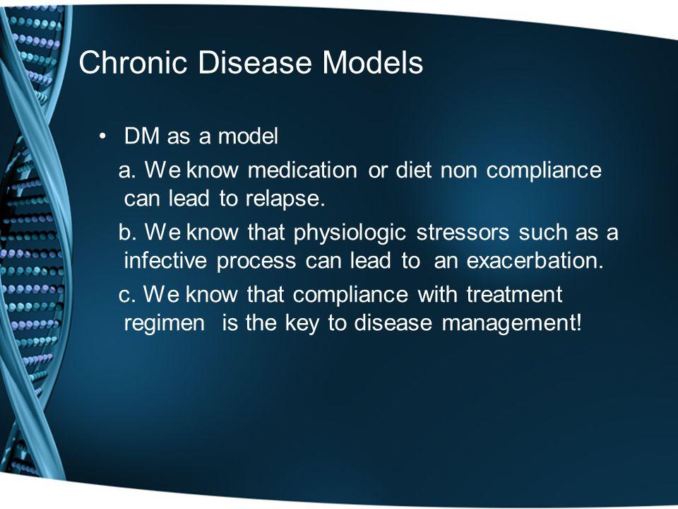 Chronic Disease Models
