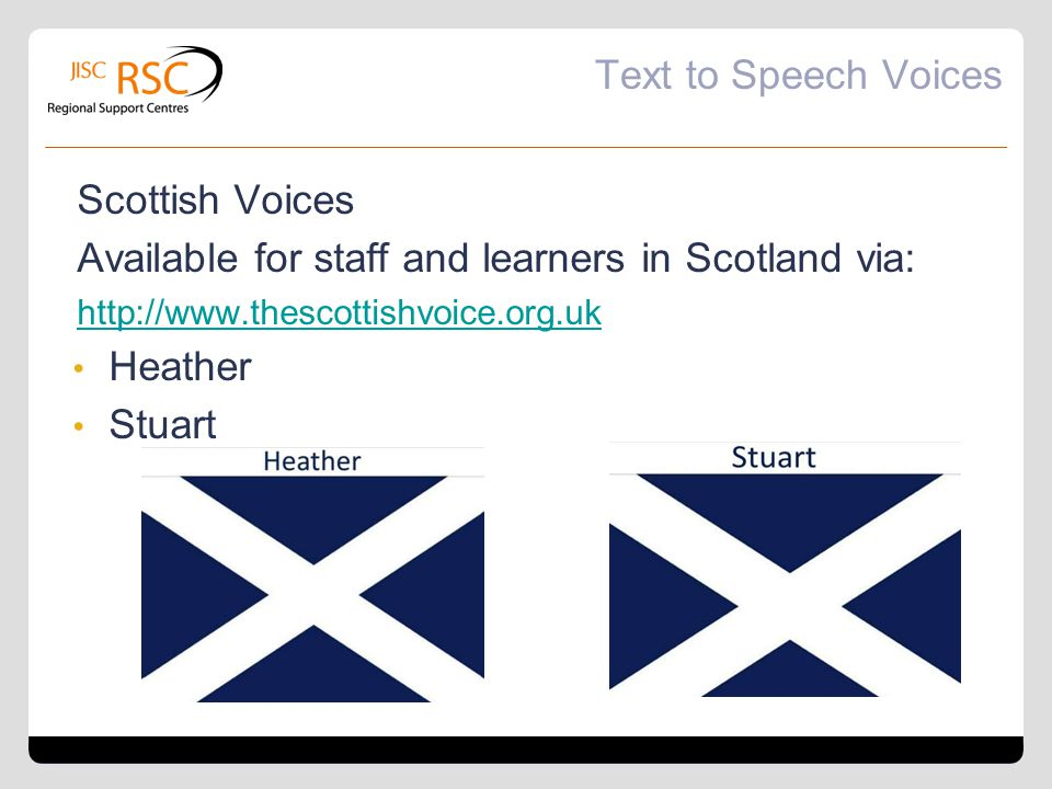 Available for staff and learners in Scotland via: Heather Stuart