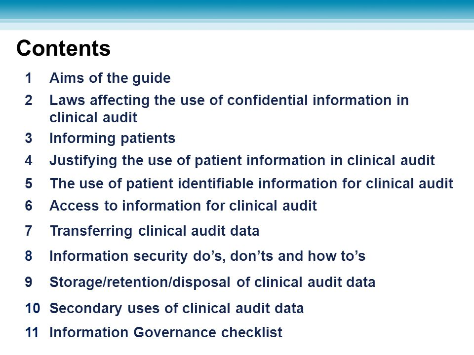 Contents 1 Aims of the guide