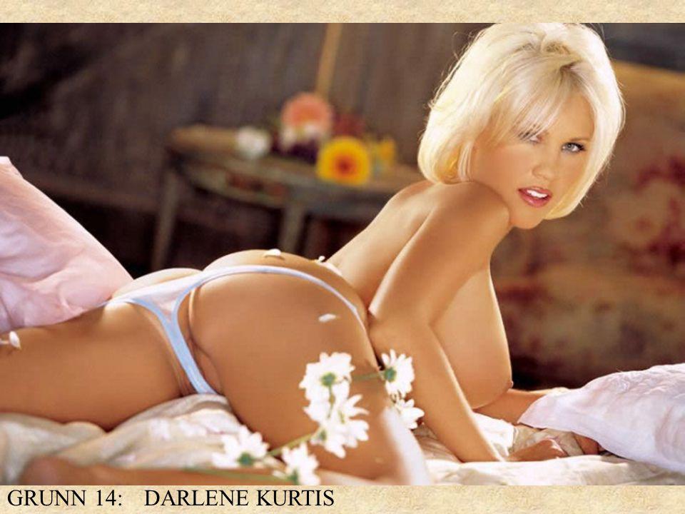 GRUNN 14: DARLENE KURTIS
