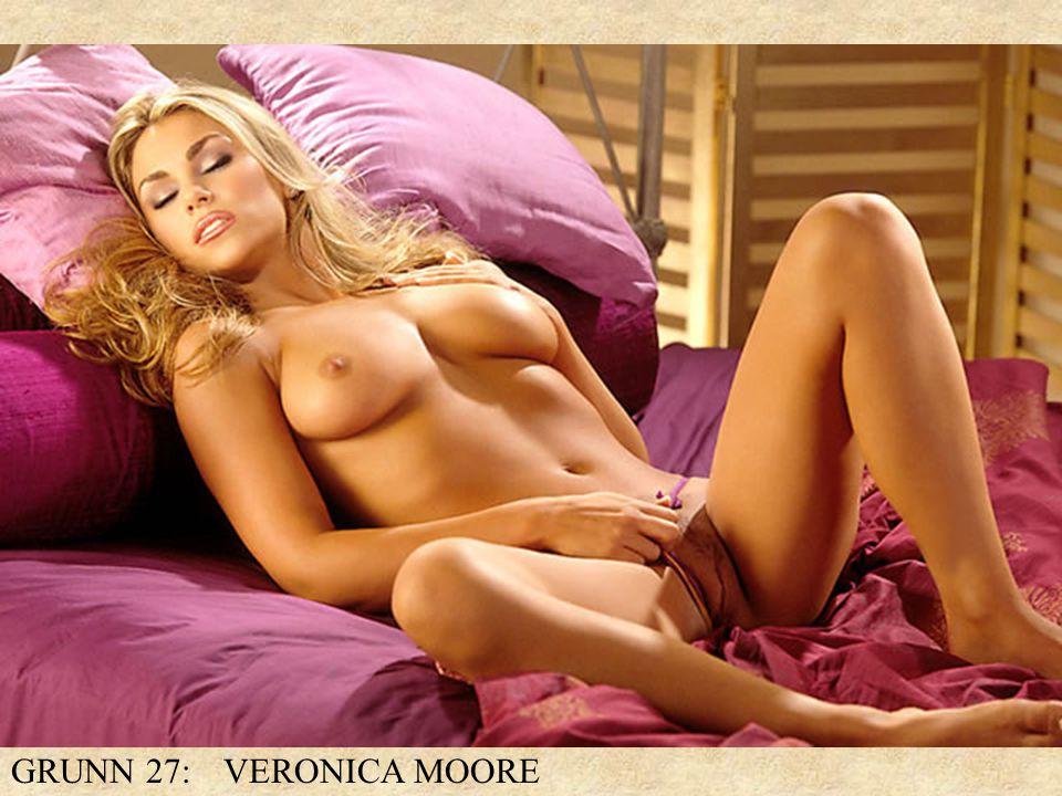 GRUNN 27: VERONICA MOORE