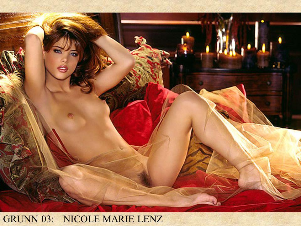 GRUNN 03: NICOLE MARIE LENZ