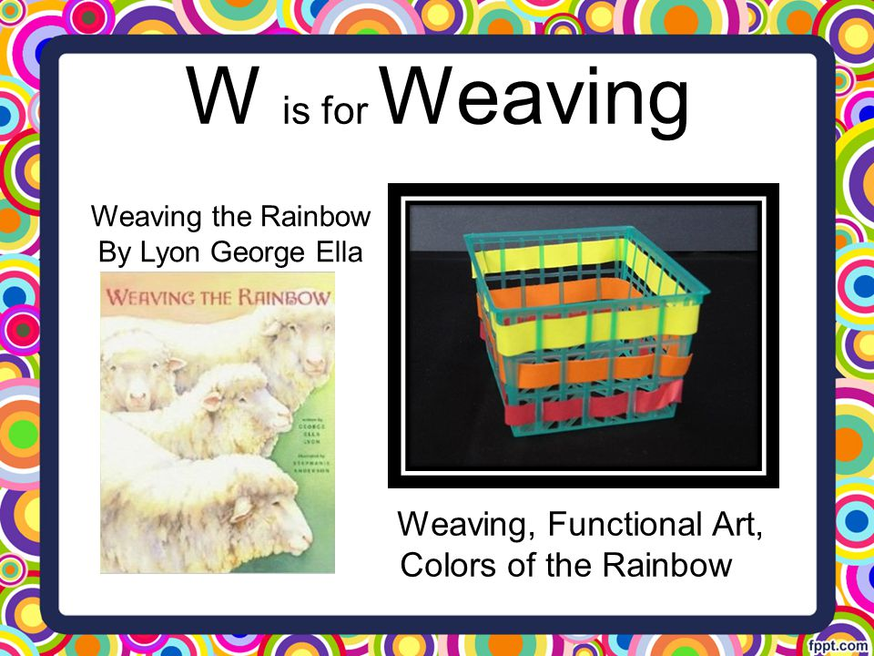 Weaving, Functional Art,