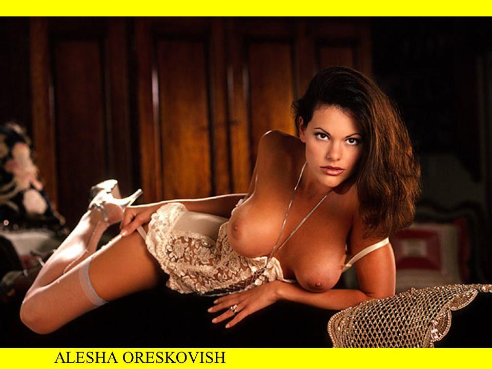 ALESHA ORESKOVISH