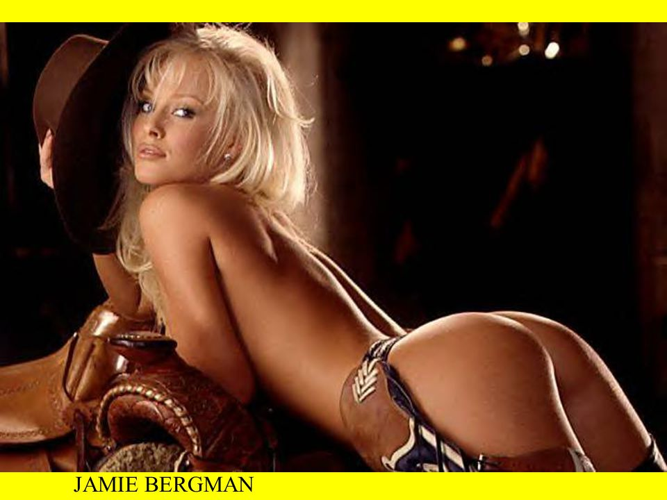 JAMIE BERGMAN