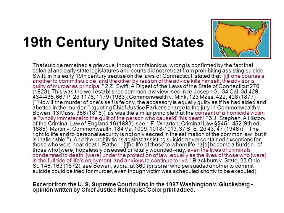 19th Century United States