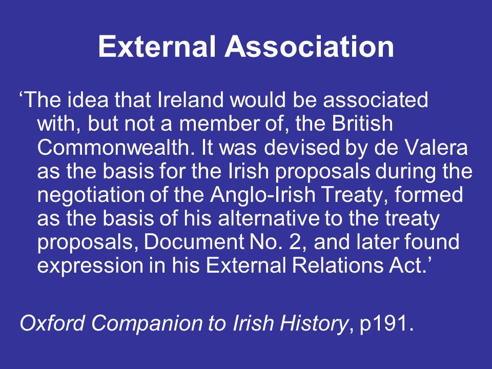 External Association