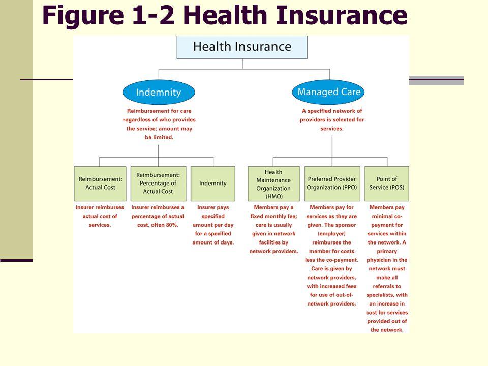 Figure 1-2 Health Insurance