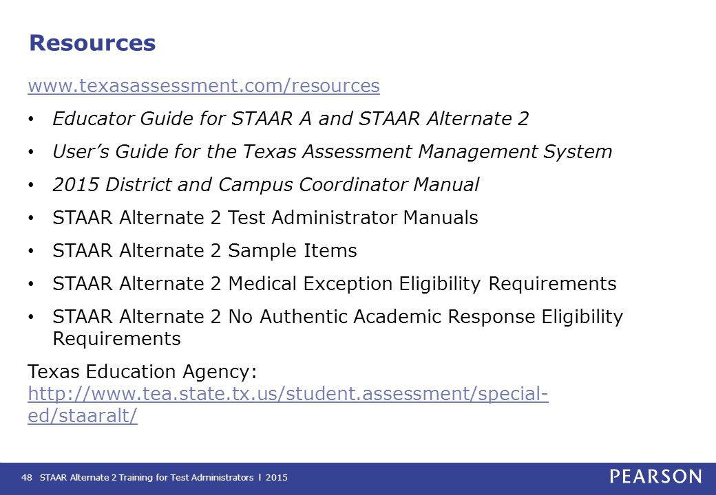 Resources www.texasassessment.com/resources