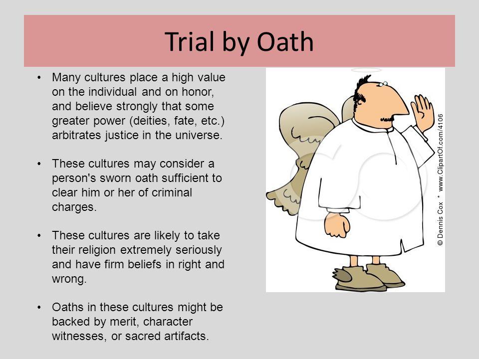 Trial by Oath