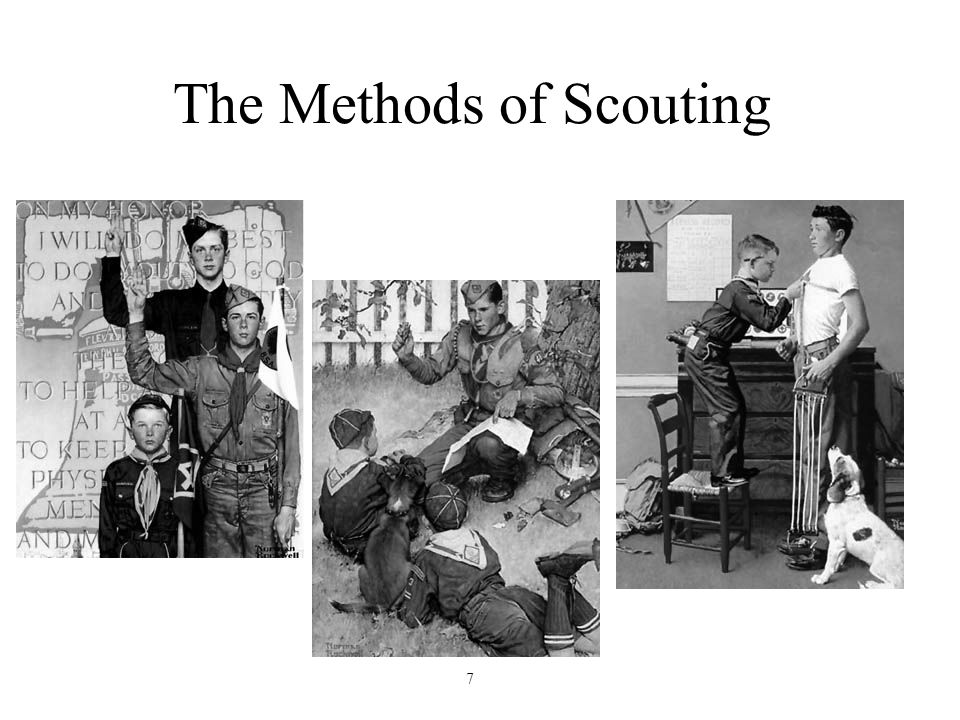 The Methods of Scouting