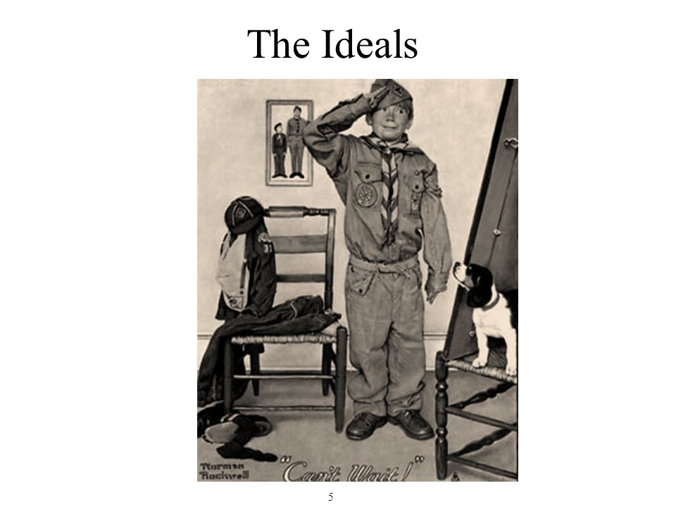 The Ideals 5