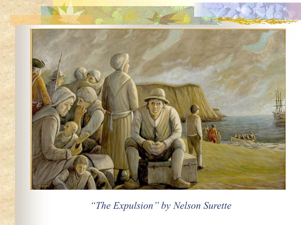 The Expulsion by Nelson Surette