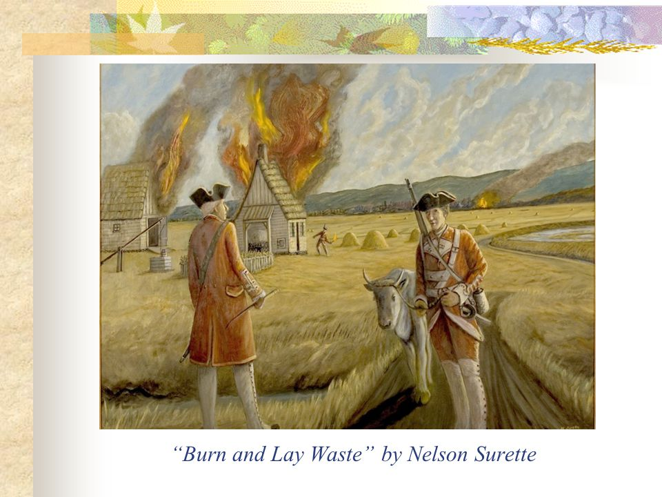 Burn and Lay Waste by Nelson Surette