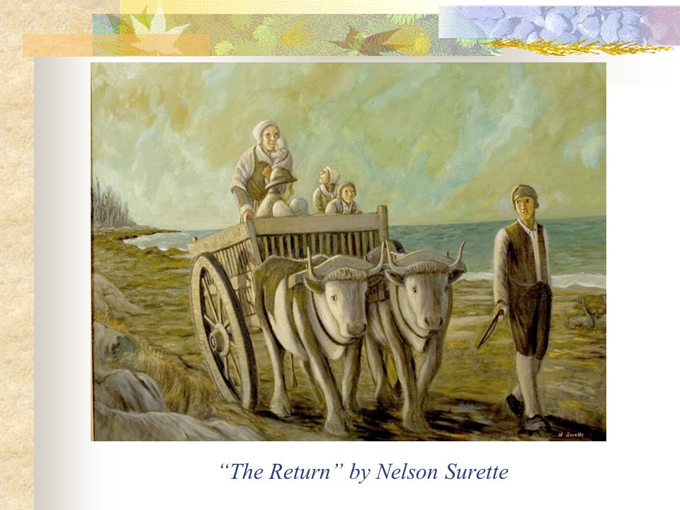 The Return by Nelson Surette