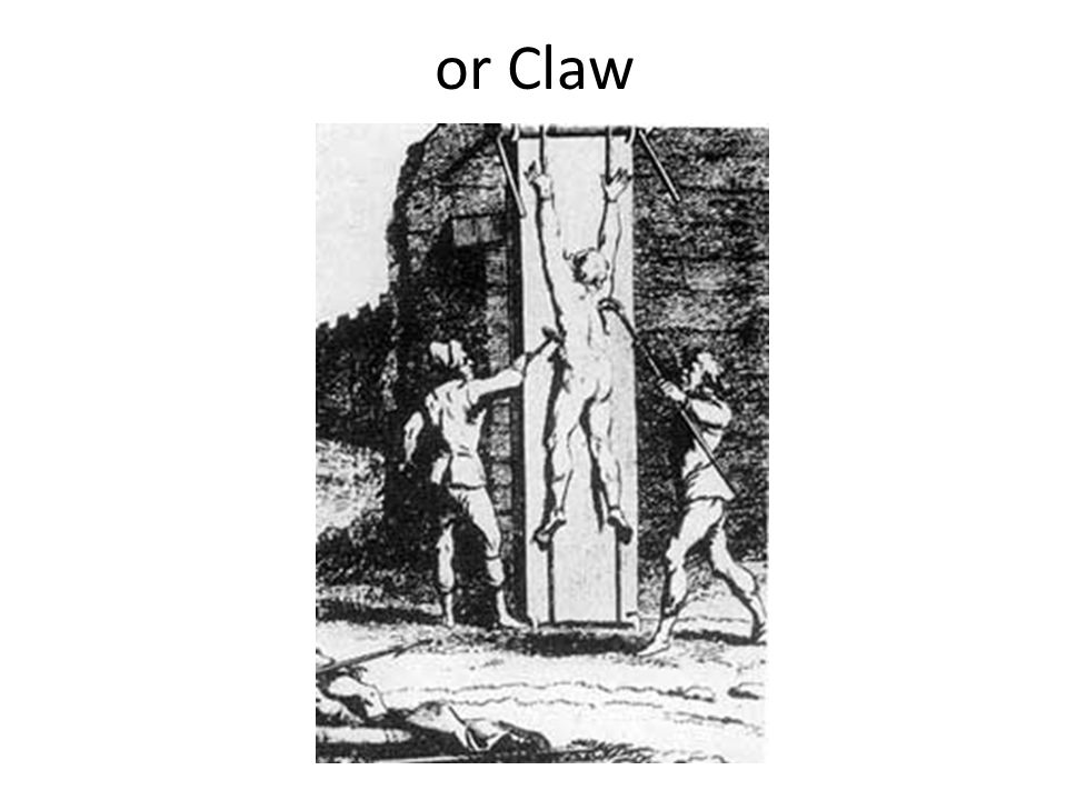 or Claw