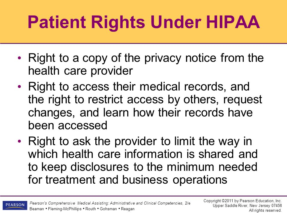 patients rights essay From the paper: patients' rights are an indispensable part of any nation's health maintenance infrastructure in spite of the inherent sincerity and mutual trust between patient and physician, it has become apparent over several decades to make tangible certain inalienable rights of patients through law.