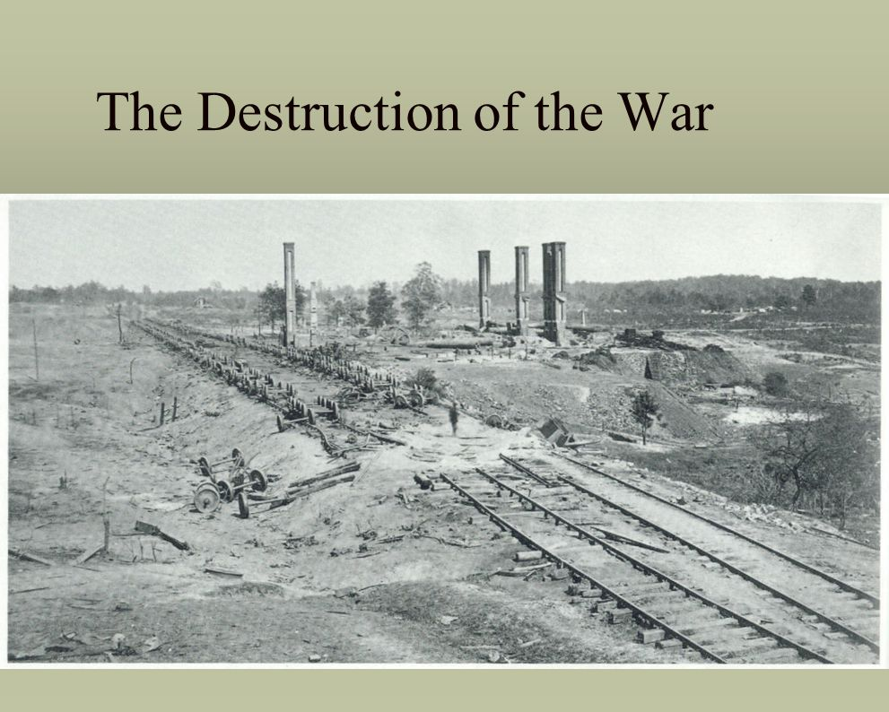 The Destruction of the War