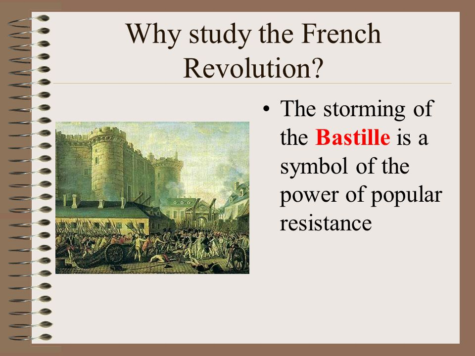 The French Revolution'